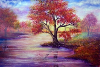 Picture of Autumn Waters