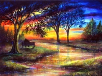 Picture of Sunset Feeling
