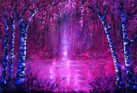 Picture of Magenta Spring